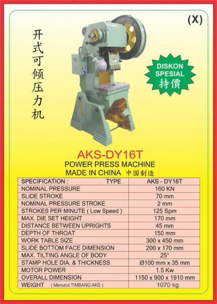 AKS - DY16T