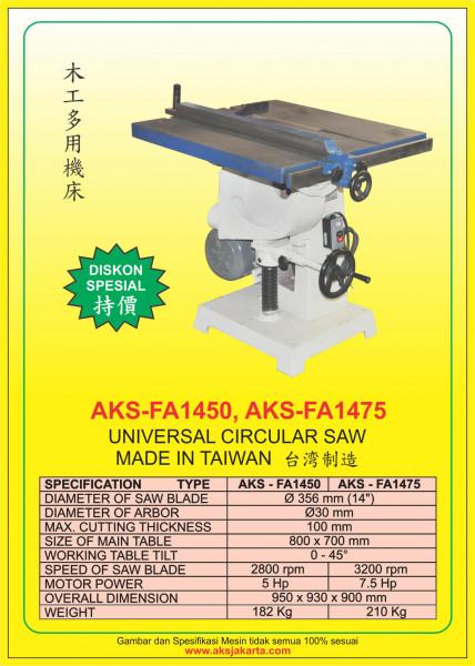 AKS - FA1450, AKS - FA1475