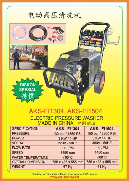 AKS - FI1304, AKS - FI1504