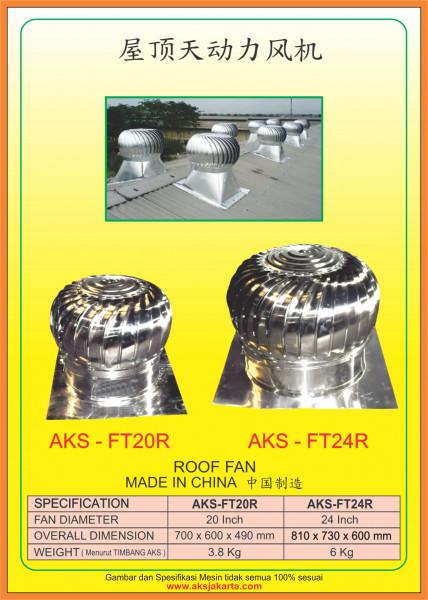 AKS - FT20R, AKS - FT24R