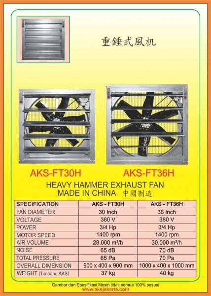 AKS - FT30H, AKS - FT36H
