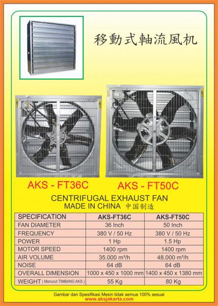 AKS - FT36C, AKS - FT50C