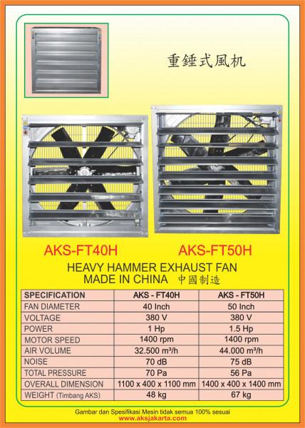 AKS - FT40H, AKS - FT50H