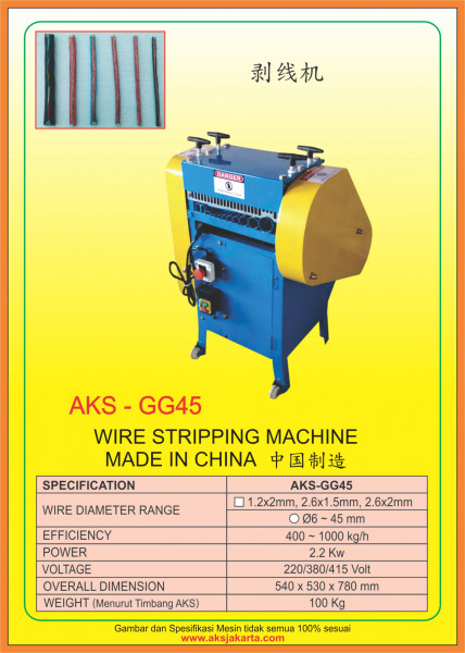 AKS - GG45