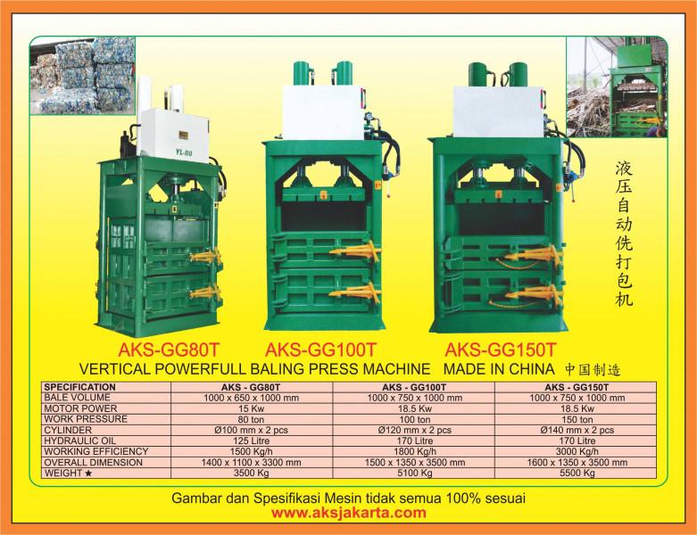 AKS - GG80T, AKS - GG100T, AKS - GG150T