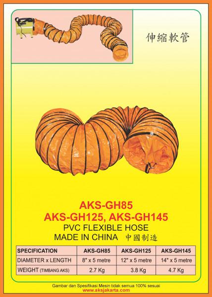 AKS - GH85, AKS - GH125, AKS - GH145