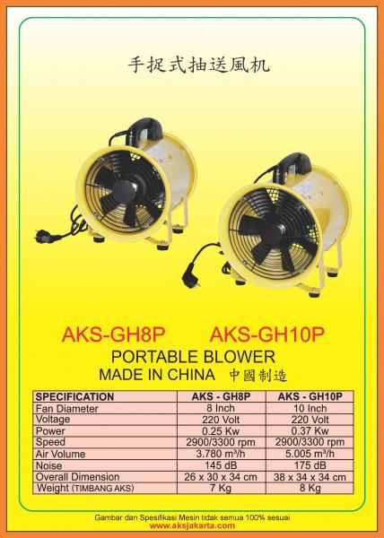 AKS - GH8P, AKS - GH10P