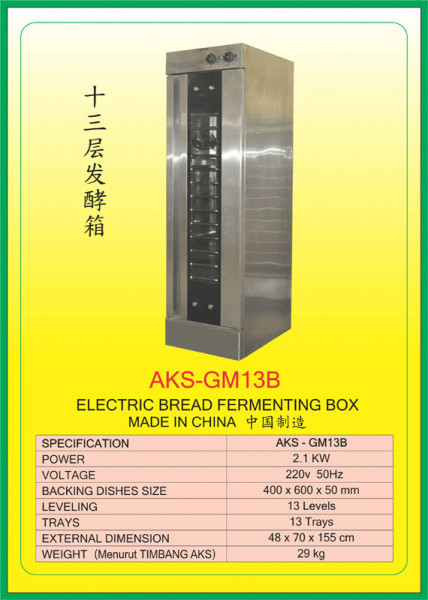 AKS - GM13B