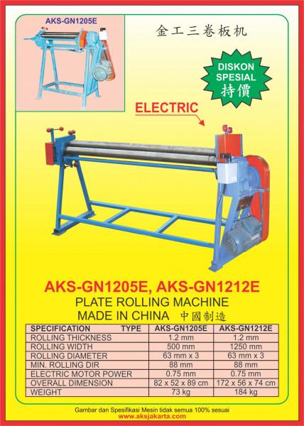 AKS - GN1205E, AKS - GN1212E
