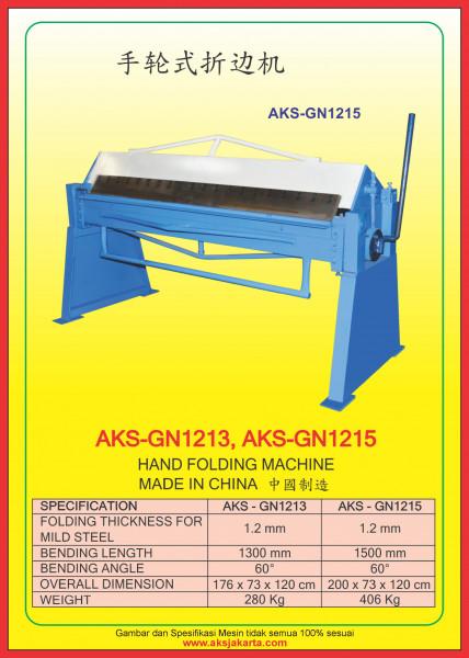 AKS - GN1213, AKS - GN1215