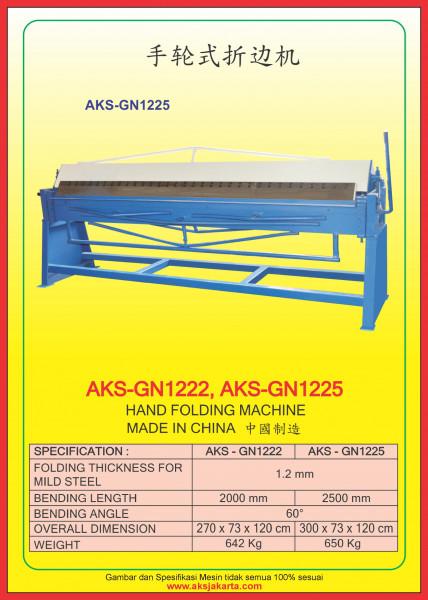 AKS - GN1222, AKS - GN1225
