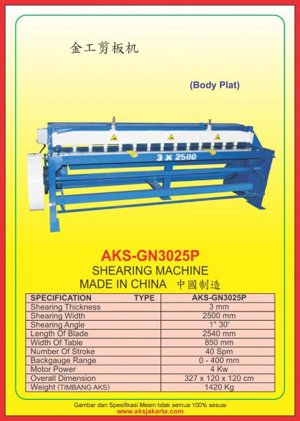 AKS-GN3025P