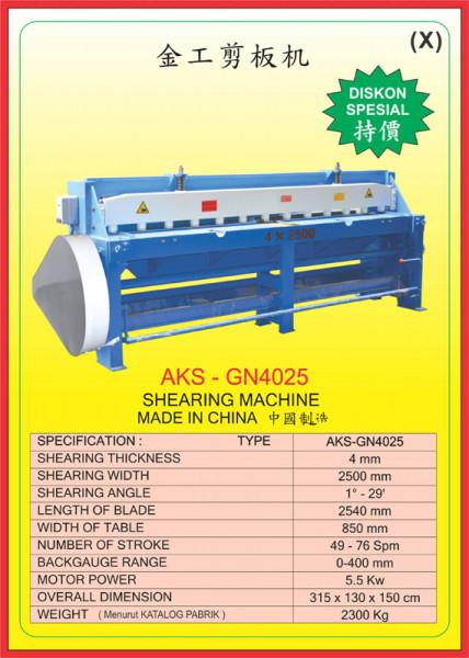 AKS - GN4025