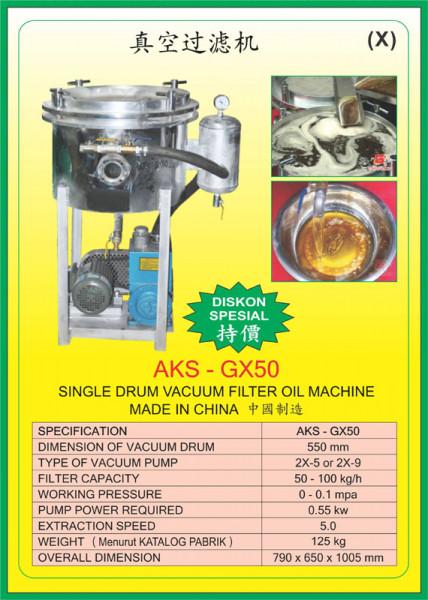 AKS - GX50
