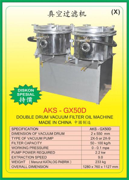 AKS - GX50D