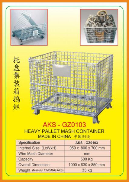 AKS - GZ0103