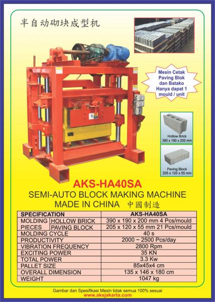 AKS - HA40SA
