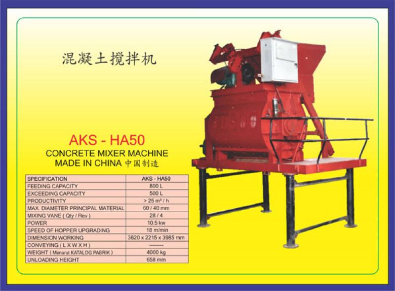AKS - HA50