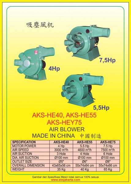 AKS - HE40, AKS - HE55, AKS - HE75