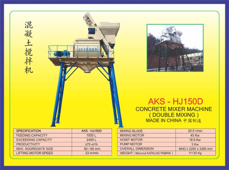 AKS - HJ150D