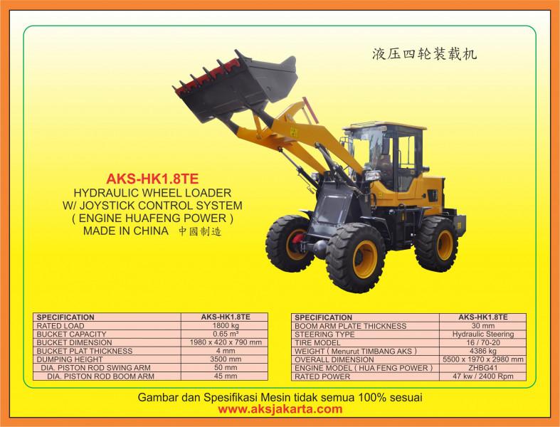 AKS - HK1.8TE