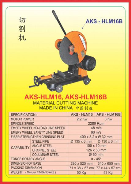 AKS - HLM16, AKS - HLM16B