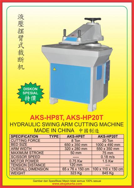 AKS - HP8T, AKS - HP20T