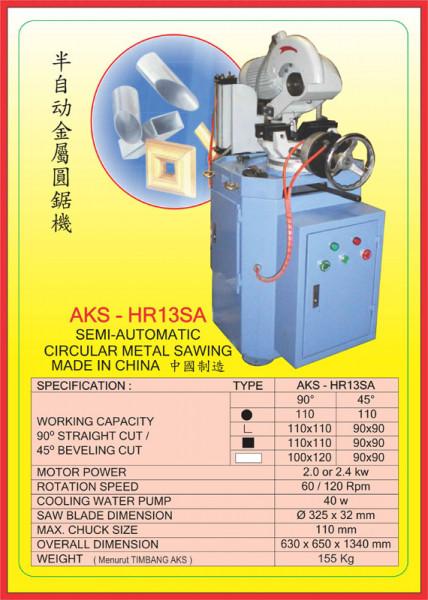 AKS - HR13SA