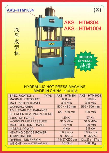 AKS - HTM804, AKS - HTM1004