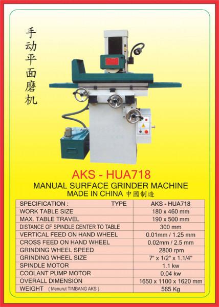 AKS - HUA718