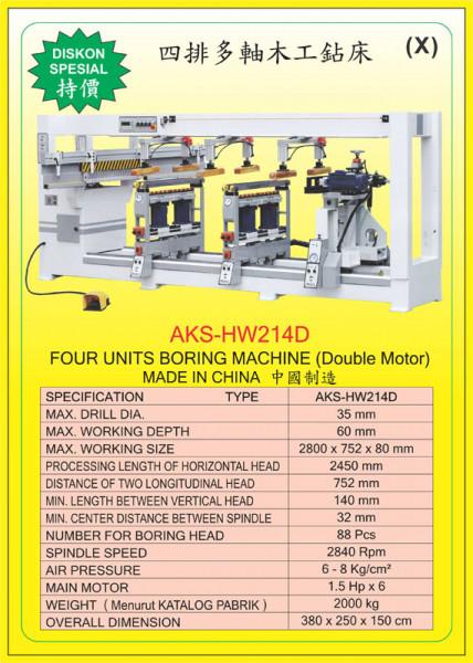 AKS - HW214D