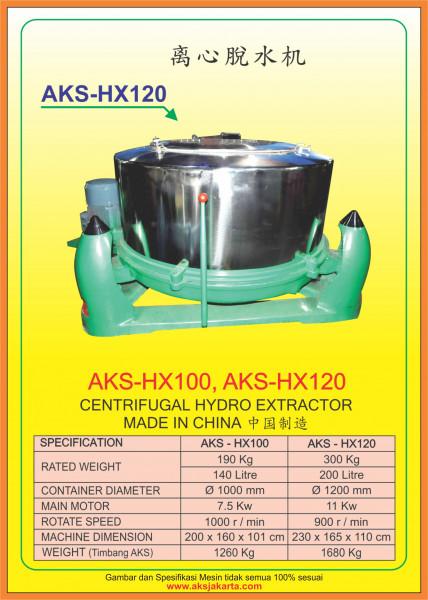 AKS - HX100, AKS - HX120