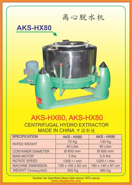 AKS - HX60, AKS - HX80
