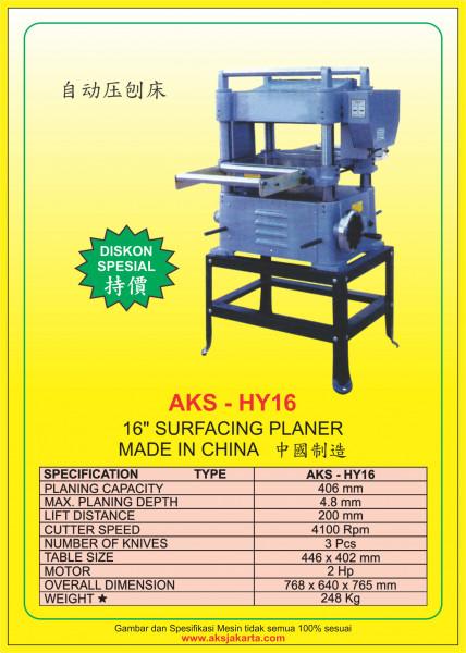 AKS - HY16