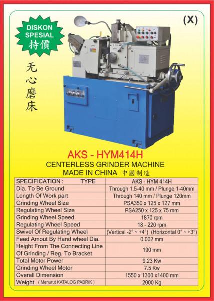 AKS - HYM414H