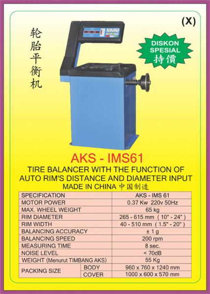 AKS - IMS61