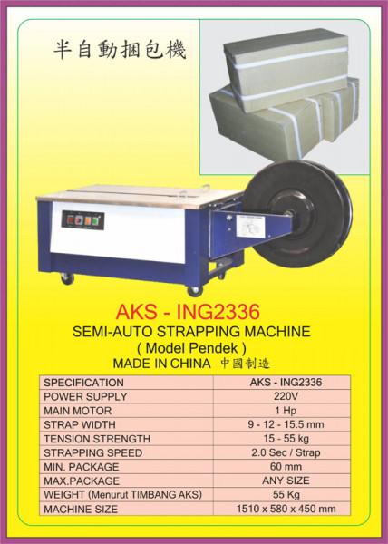 AKS - ING2336