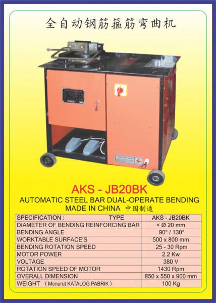 AKS - JB20BK