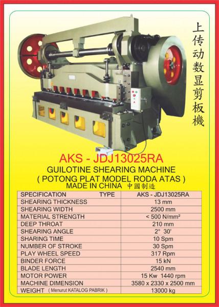AKS - JDJ3025RA