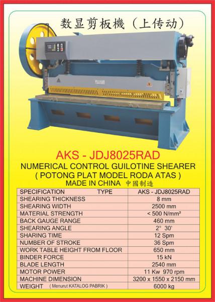 AKS - JDJ8025RAD