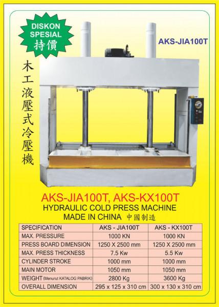 AKS - JIA100T, AKS - KX100T