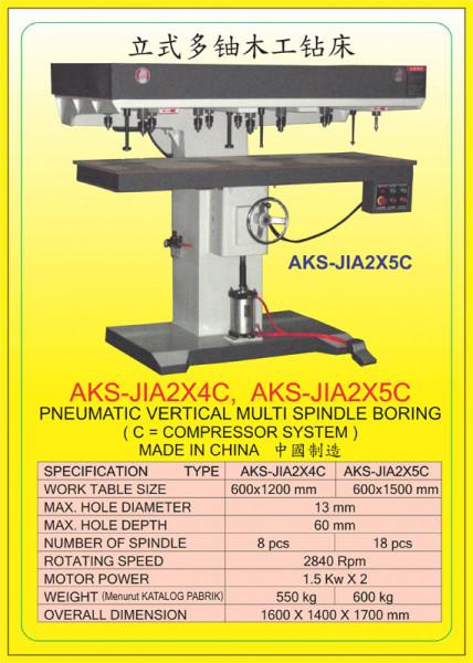 AKS - JIA2X4C, AKS - JIA2X5C
