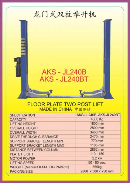 AKS - JL240B, AKS - JL240BT