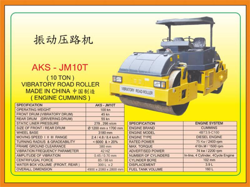 AKS - JM10T
