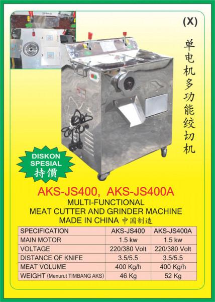 AKS - JS400, AKS - JS400A