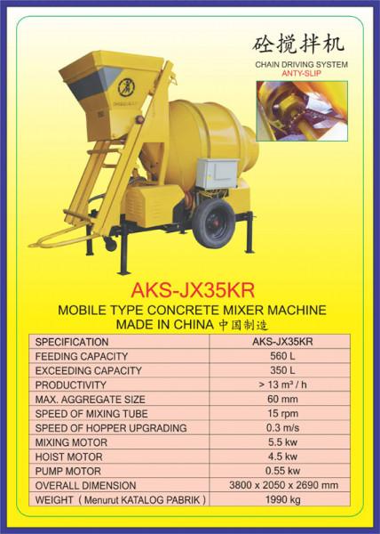 AKS - JX35KR