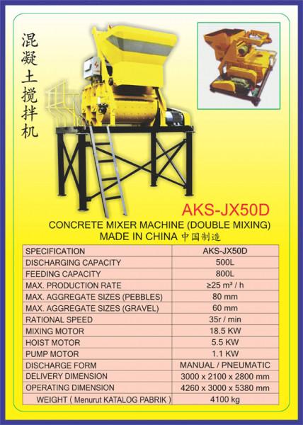 AKS - JX50D