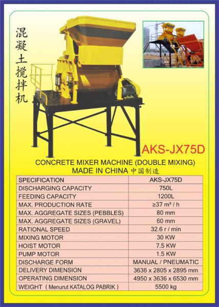 AKS - JX75D