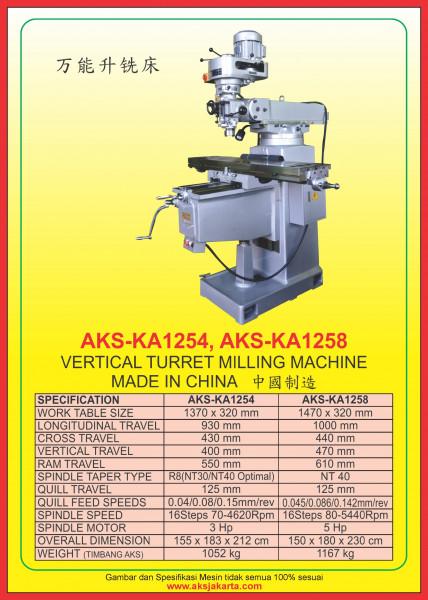 AKS-KA1254, AKS-KA1258
