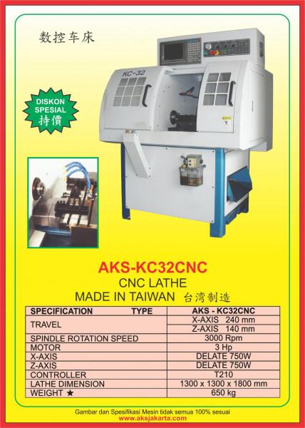 AKS - KC32CNC
